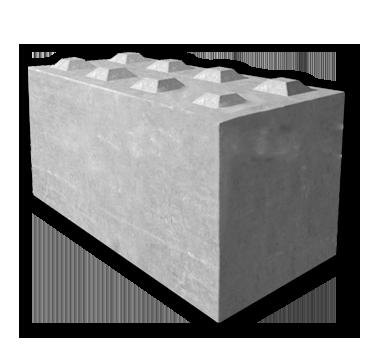 Betonblocksteine
